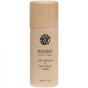 Naobay Soft Tolerance & Eye Contour Face Cream 50 Ml