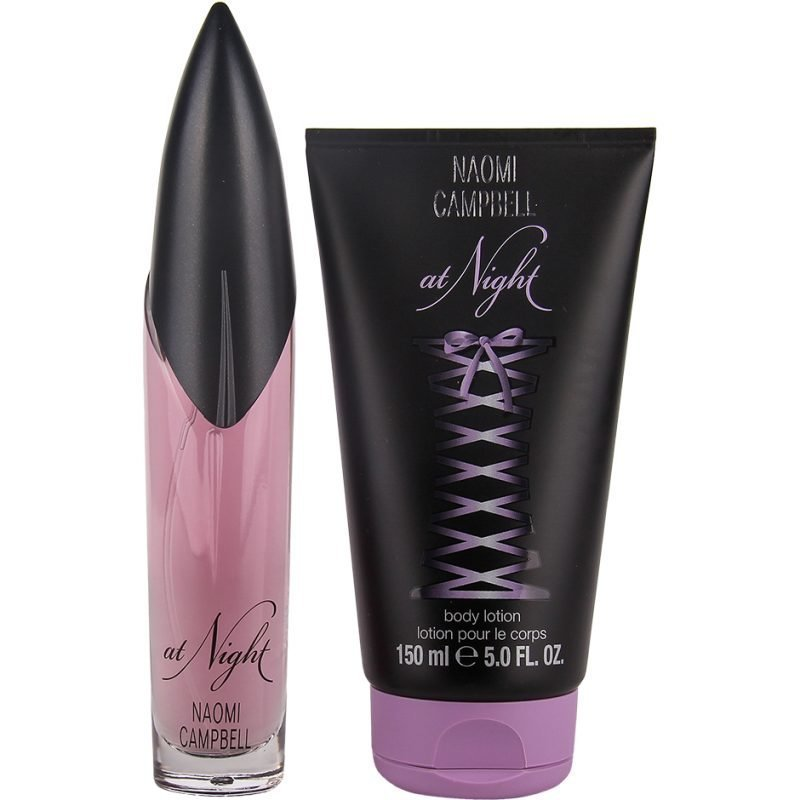 Naomi Campbell Naomi Campbell At Night Duo EdT 50ml Body Lotion 150ml