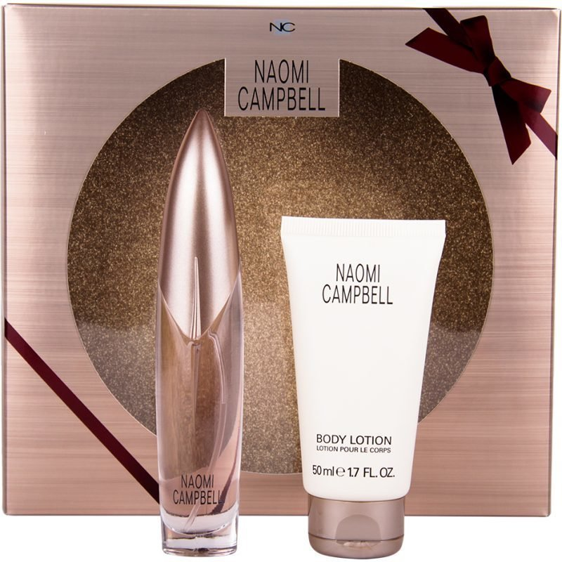 Naomi Campbell Naomi Campbell Signature EdT 30ml Body Lotion 50ml