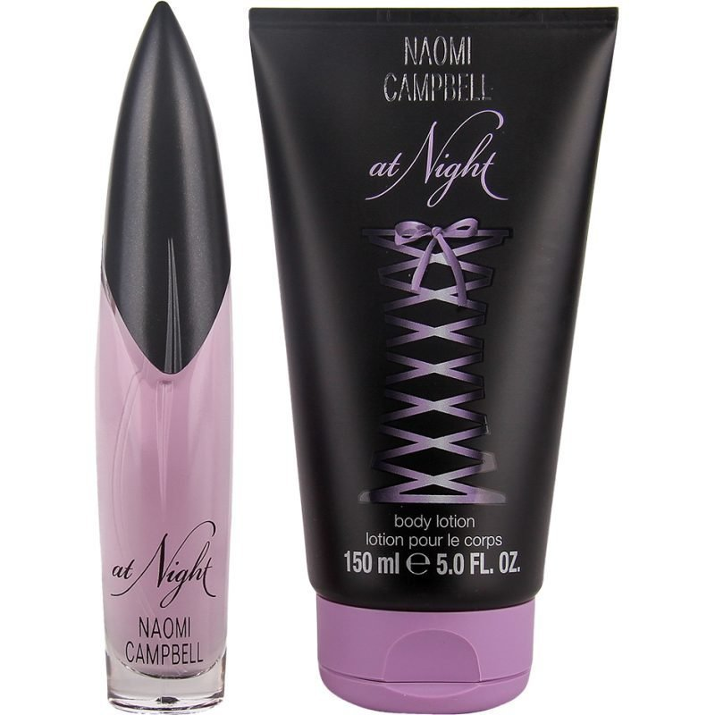 Naomi Campbell Naomi Campell At Night Duo EdT 30ml Body Lotion 150ml
