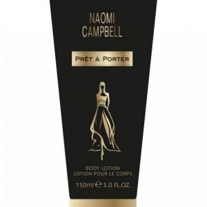 Naomi Campbell Pret A Porter Body Lotion 150 Ml Vartalovoide
