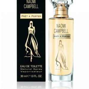 Naomi Campbell Pret A Porter Edt 30 Ml Spray Hajuvesi