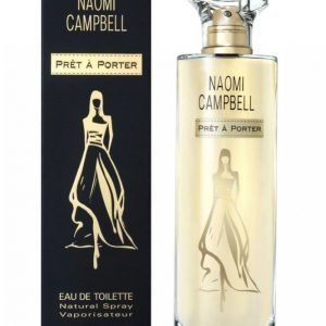 Naomi Campbell Pret A Porter Edt 50 Ml Spray Hajuvesi
