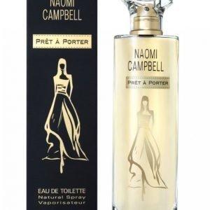 Naomi Campbell Pret A Porter Edt 50 Ml Spray Hajuvesi