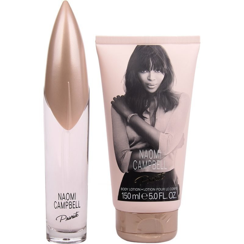 Naomi Campbell Private Duo EdT 50ml Body Lotion 150ml