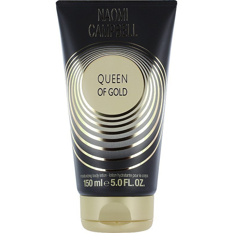 Naomi Campbell Queen Of Gold Body Lotion Body Lotion 150ml