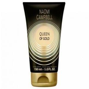 Naomi Campbell Queen Of Gold W Bodylotion 150 Ml Vartalovoide