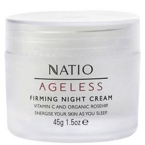Natio Ageless Firming Night Cream 45 G