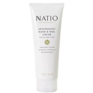 Natio Antioxidant Hand & Nail Cream 100 G