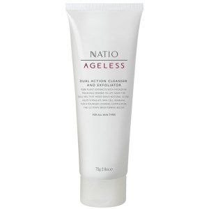 Natio Dual Action Cleanser And Exfoliator 100 G
