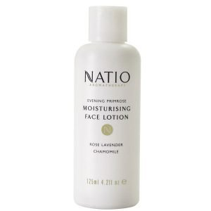 Natio Evening Primrose Moisturising Face Lotion 125 Ml