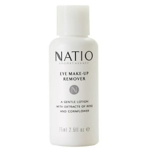 Natio Eye Make-Up Remover 75 Ml