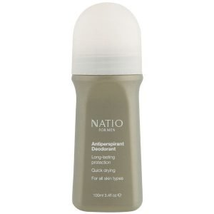 Natio For Men Antiperspirant Deodorant 100 Ml