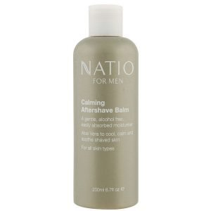 Natio For Men Calming Aftershave Balm 200 Ml