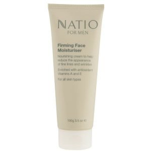 Natio For Men Firming Face Moisturiser 100 G