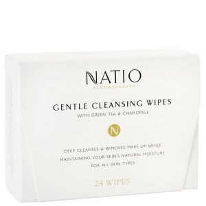 Natio Gentle Cleansing Wipes 24 Wipes
