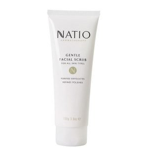 Natio Gentle Facial Scrub 100 G