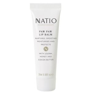 Natio Paw Paw Lip Balm 20 Ml