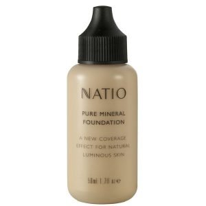 Natio Pure Mineral Foundation Light 50 Ml