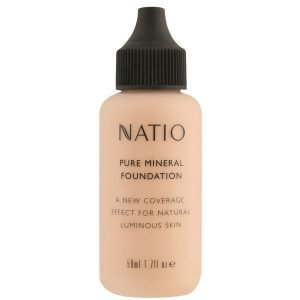 Natio Pure Mineral Foundation Light Medium 50 Ml