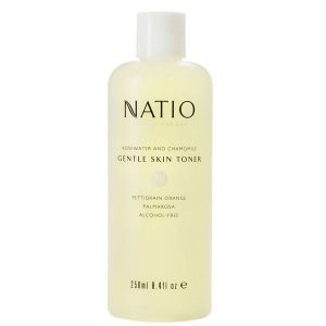 Natio Rosewater & Chamomile Gentle Skin Toner 250 Ml