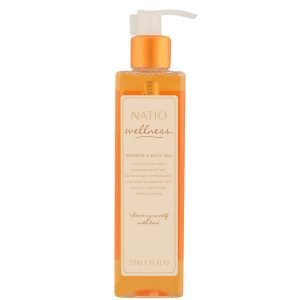 Natio Wellness Shower & Bath Gel 275 Ml