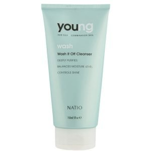 Natio Young Wash It Off Cleanser 150 Ml