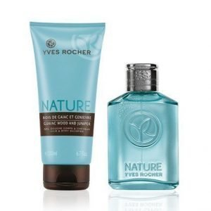 Nature pour Homme Setti Guaiac Wood and Juniper