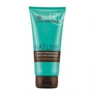 Nature pour Homme Suihkusampoo Cypress and Grapefruit