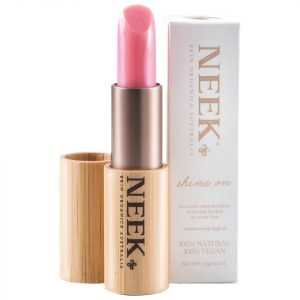 Neek Skin Organics 100% Natural Vegan Lipstick Shine On