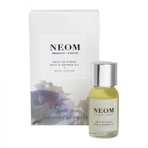Neom Daily De-Stress Bath & Shower Oil 10 Ml