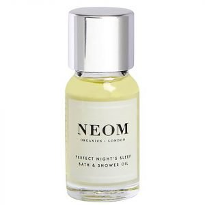 Neom Perfect Night's Sleep Bath & Shower Oil 10 Ml