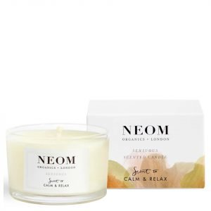 Neom Sensuous Scented Travel Candle