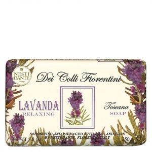 Nesti Dante Dei Colli Fiorentini Lavender Soap 250 G