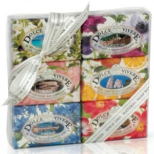 Nesti Dante Dolce Vivere Soap Collection Set 6 X 150 G