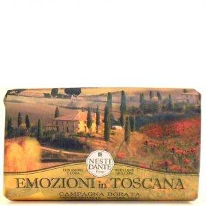 Nesti Dante Emozioni In Toscana Golden Countryside Soap 250 G