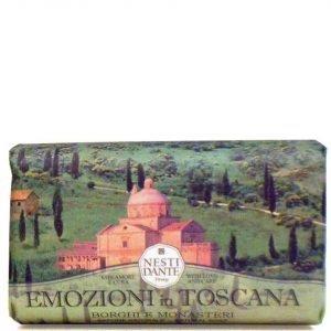 Nesti Dante Emozioni In Toscana Villages And Monasteries Soap 250 G