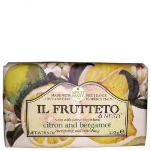 Nesti Dante Il Frutteto Citron And Bergamot Soap 250 G