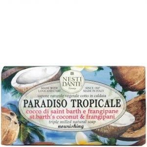 Nesti Dante Paradiso Tropicale St. Bath Coconut And Frangipani Soap 250 G