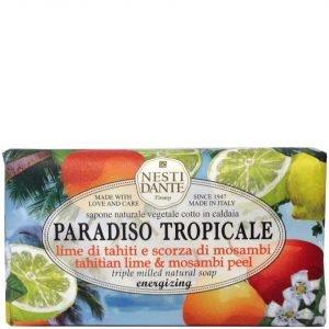 Nesti Dante Paradiso Tropicale Tahitian Lime And Mosambi Peel Soap 250 G