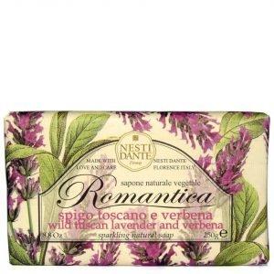 Nesti Dante Romantica Lavender And Verbena Soap 250 G