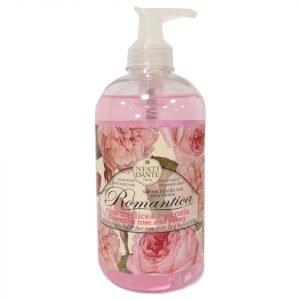 Nesti Dante Rose & Peony Liquid Soap 500 Ml