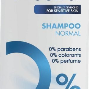 Neutral 250 Ml Hajusteeton Shampoo