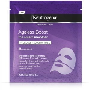 Neutrogena Ageless Boost Hydrogel Recovery Mask 30 Ml