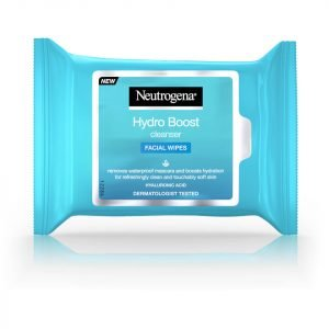 Neutrogena Hydro Boost Cleanser Wipes 25 Wipes