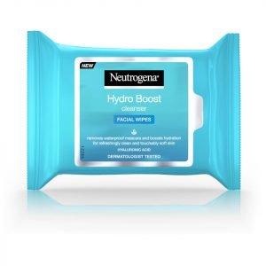 Neutrogena Hydro Boost Cleanser Wipes 25 Wipes