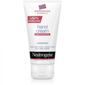 Neutrogena Norwegian Formula Concentrated And Unscented Hand Cream 75 Ml