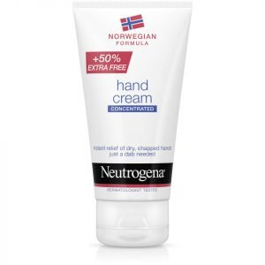 Neutrogena Norwegian Formula Concentrated Hand Cream 75 Ml