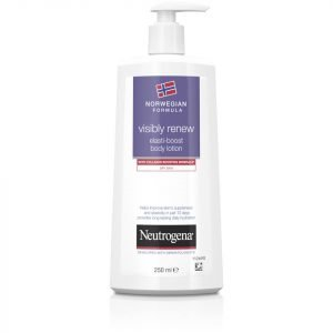 Neutrogena Norwegian Formula Visibly Renew Body Lotion 250 Ml