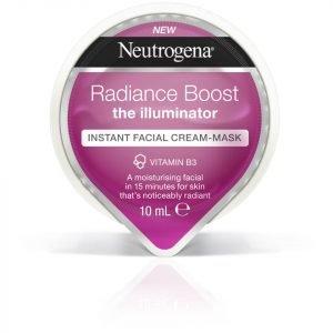 Neutrogena Radiance Boost Instant Facial Cream-Mask 10 Ml